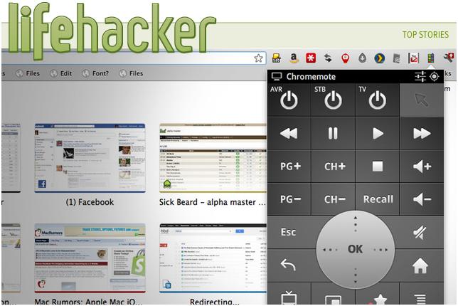 Life Hacker Title 0 Recent Press and Chromemote Fan Love