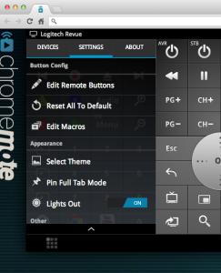 chromemote lights out 243x300 Update: Chromemote v.0.1302.13 Changes